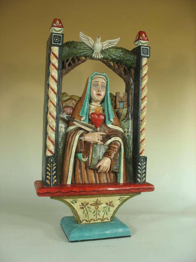 "Gustavo Victor Goler | ""Santa Teresa De Avila"", 2017 