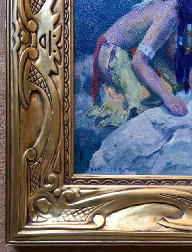 $500 Gift Certificate | Gold Leaf Framemakers of Santa Fe | courtesy of Marty Horowitz