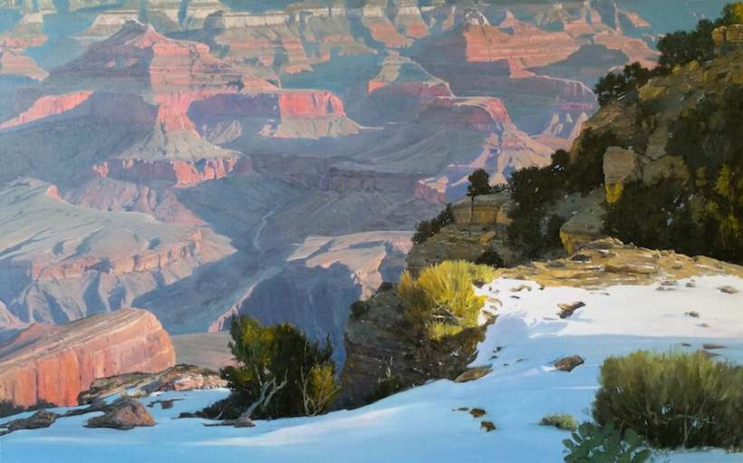 "Arturo Chavez | ""Isis Sunrise Morn"" 