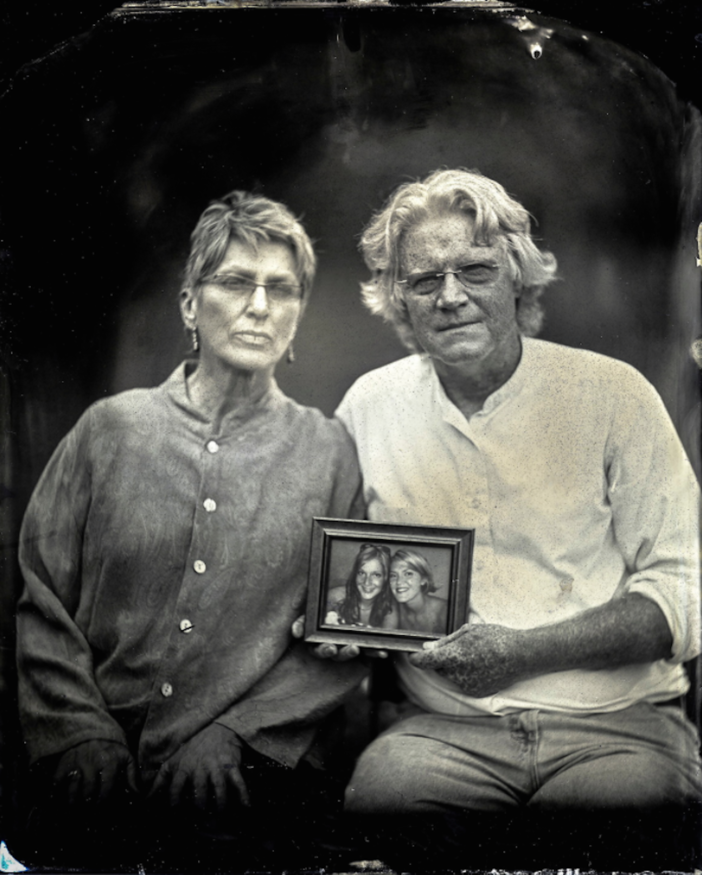 "Will Wilson | 8"" x 10"" Tintype Portrait Sitting 
