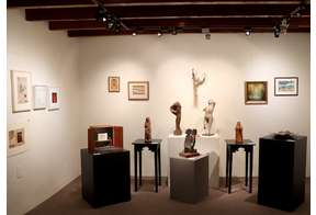 Art Show and Sale | Taos Treasures from the Leavitt Collection