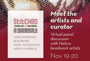 Stitched in Sovereignty virtual panel discussion 1